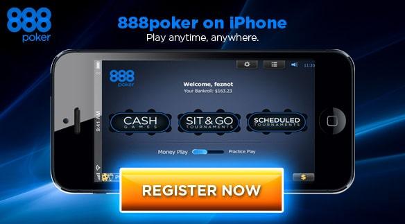 как скачать 888 poker на айфон - инструкция для iOS