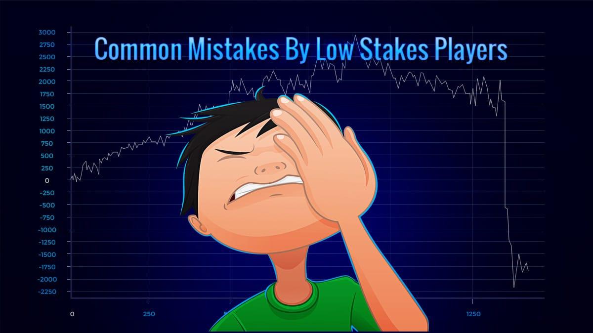 Самые распространенные ошибки при игре в покер