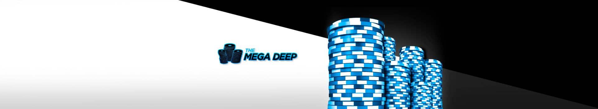 The Mega Deep — воскресный турнир 888 Покер