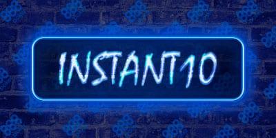 Промокод Instant10