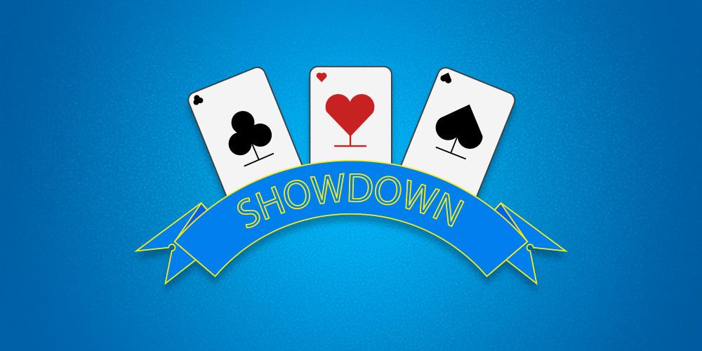 Вскрытие карт в покере