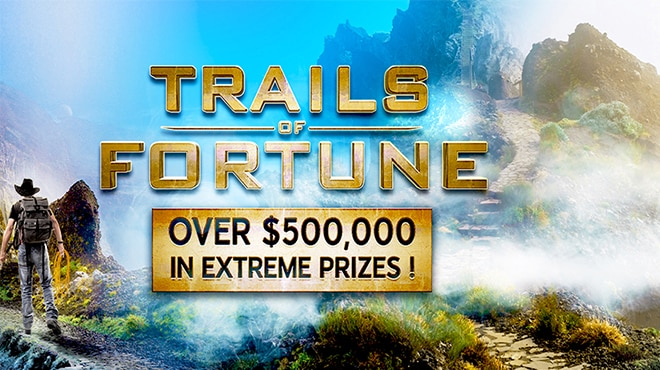 Денежные призы и билеты в акции «Trails of Fortune» на 888poker
