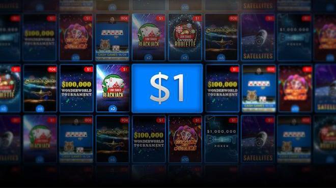 Не упустите шанс за $1 сыграть в турнире с гарантией $100 000!