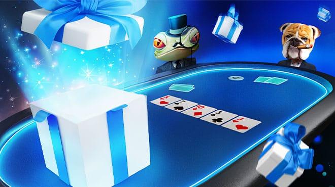 «Сладость или гадость»: выбирай бонус за депозит на 888poker!