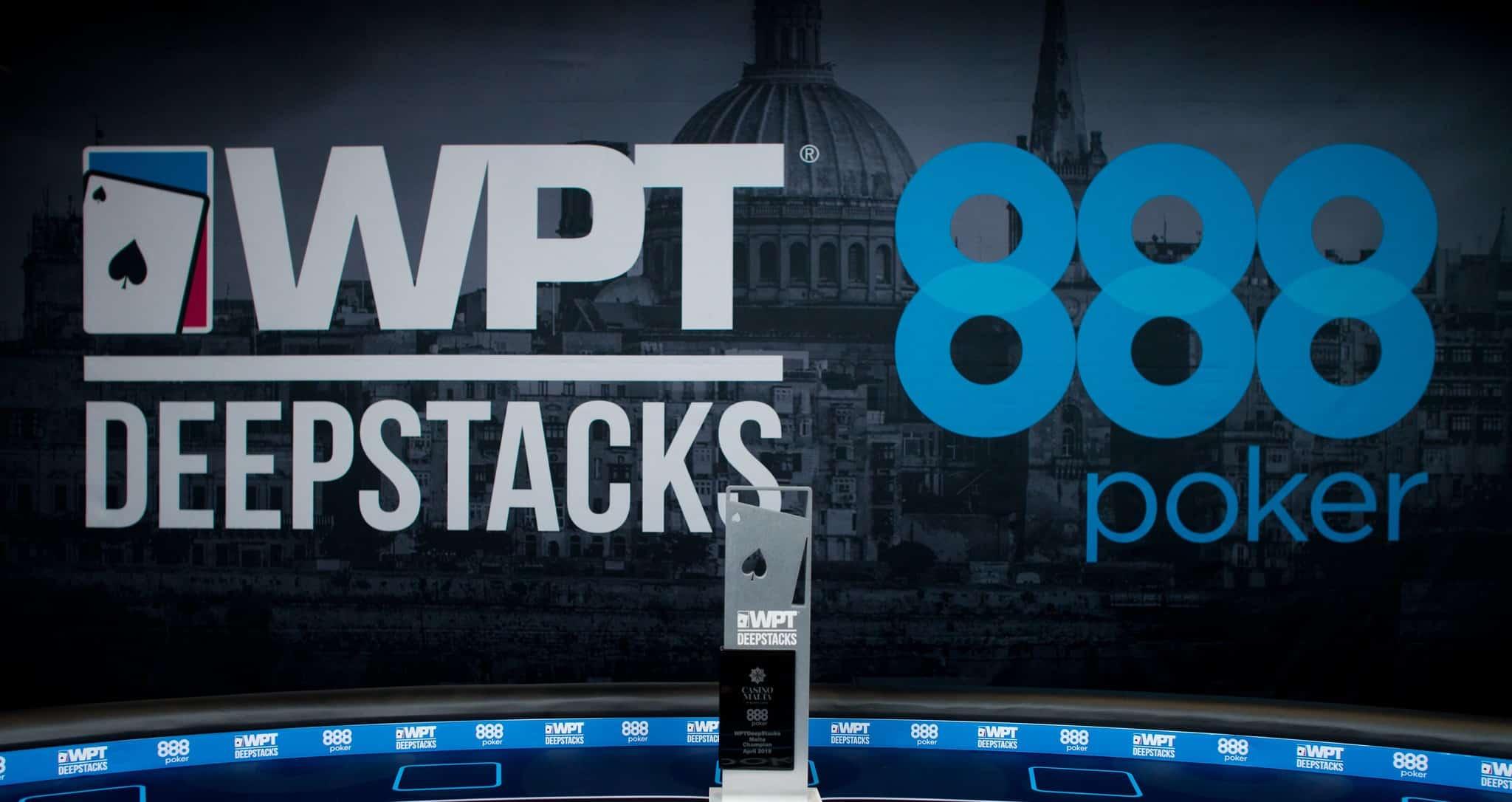 онлайн-серии WPTDeepStacks